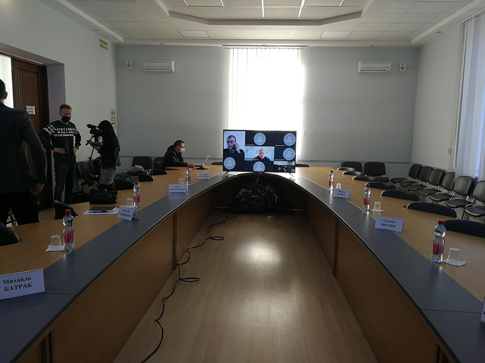 Международная конференция в г. Херсон. Фото: Inжир