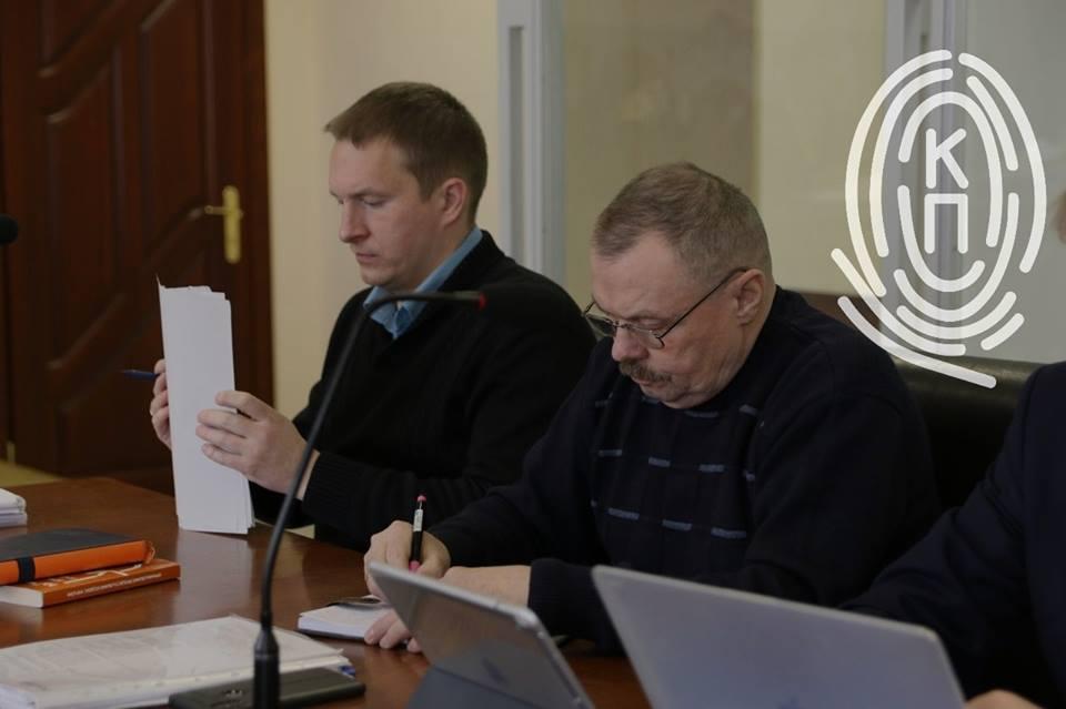 """Василий Ганыш на суде. Фото: """"Крымский Процесс"""""""